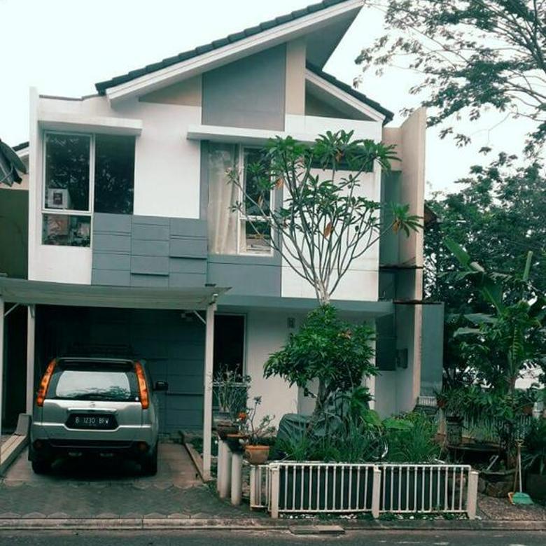 Rumah siap huni di Bsd The Icon Cluster Verdant Ville