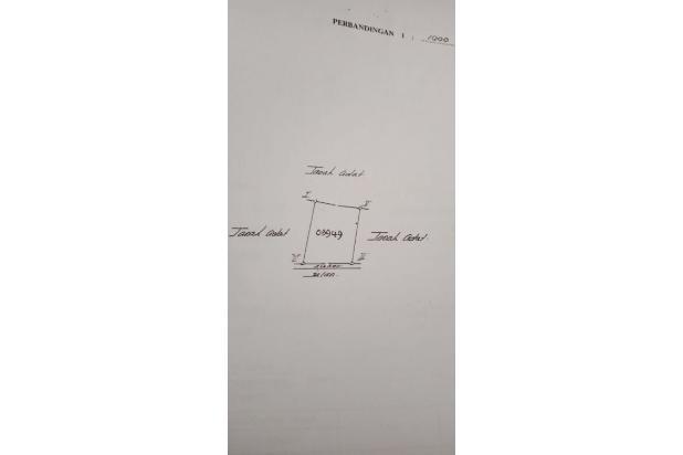 Tanah SHMP di Tanggalan, Kulon Progo 18274398