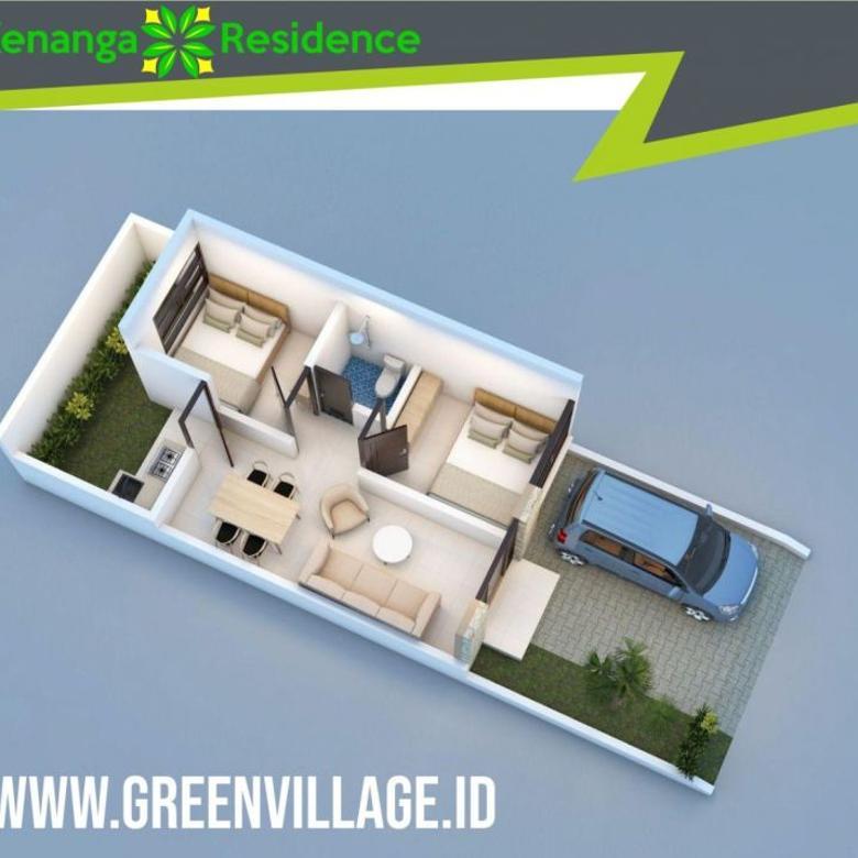 Dijual Rumah Modern Strategis di Kenanga Residence Bekasi