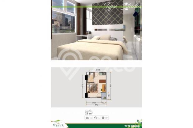 apartment asri dan nyaman GARDEN VISTA residence berkosep eco green 7608710