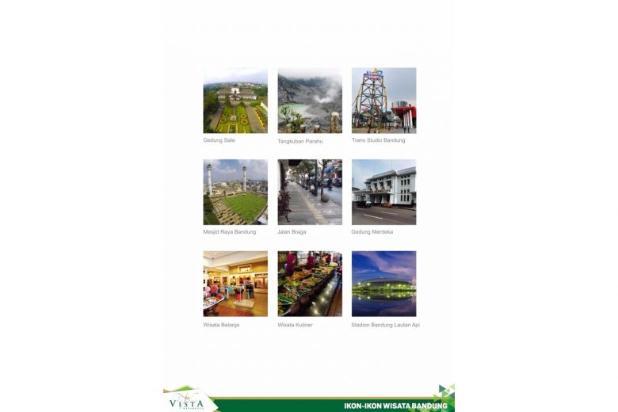 apartment asri dan nyaman GARDEN VISTA residence berkosep eco green 7608713