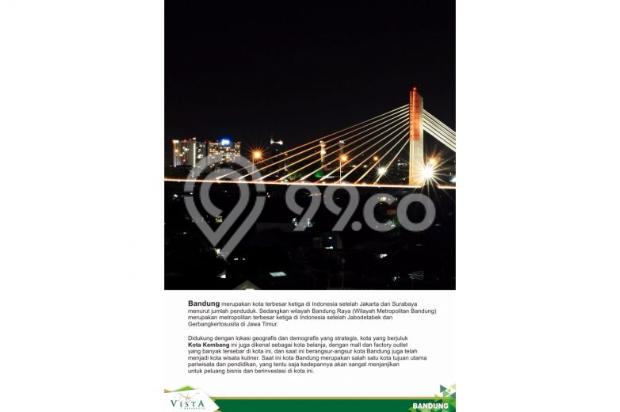 apartment asri dan nyaman GARDEN VISTA residence berkosep eco green 7608754