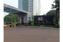 Apartemen bagus semi furnished di Jakarta Selatan tipe 2BR