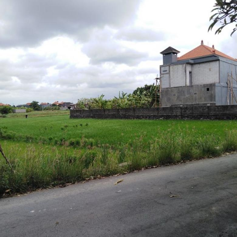 tanah cantik kawasan villa sanur