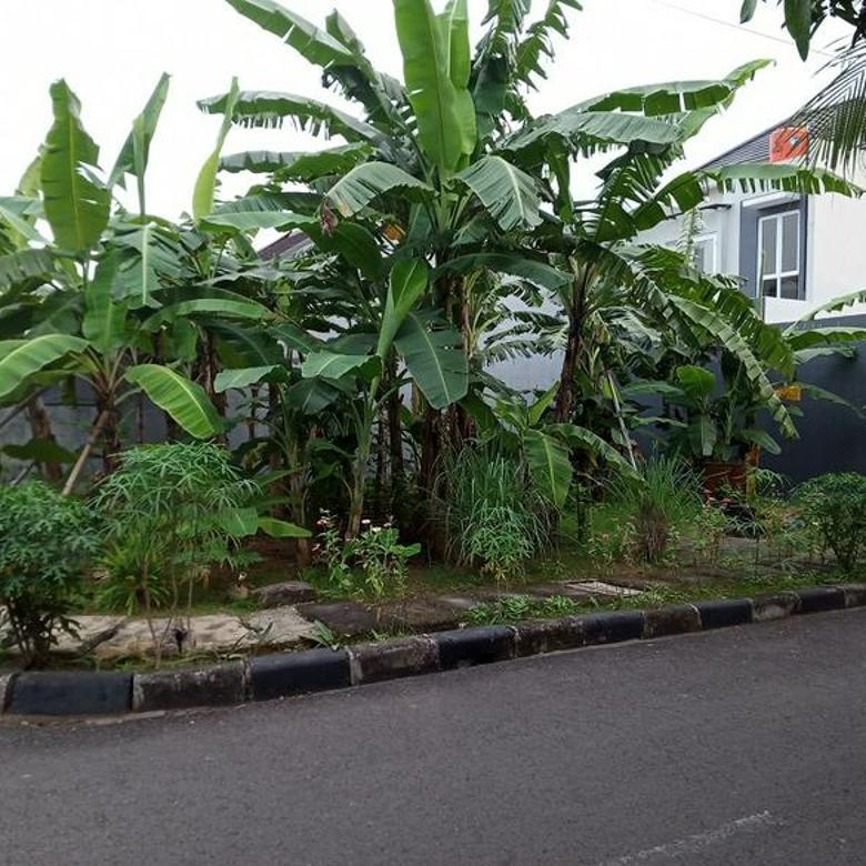 Tanah Kavling Hoek Siap Bangun 162 M di Metland Menteng Jakarta Timur