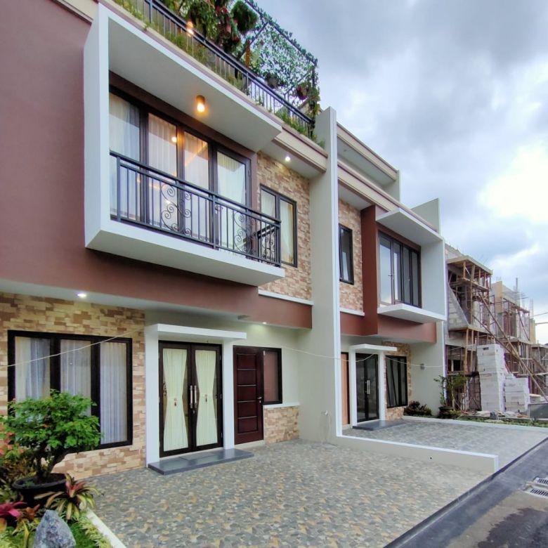 Rumah Baru dan Modern Berkonsep Aparthouse Jatiasih