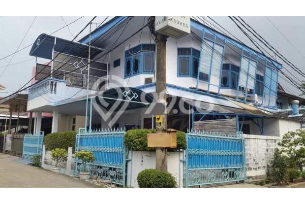 Rumah Kelapa Gading BCS 11,5x16m 2 lantai (rumah biru langit) 17711886