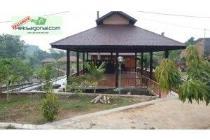 Penginapan Rumah kayu pinggir kali 45 km dari surabaya HKS2596