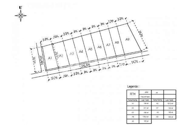 Invest Tanah di 2km Exit Tol Klaten, Cicil 12x Tanpa Bunga 17793793