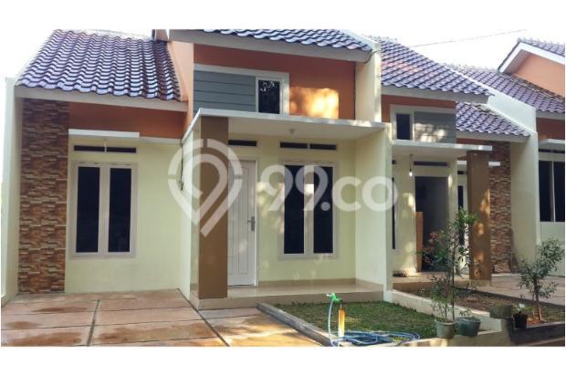 KPR TANPA DP: Rumah Murah Depok MUFIID TOWNHOUSE Bebas Biaya Surat 11751390