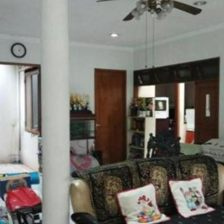 Rumah Lama Di Senopati Hitung Tanah Kebayoran Baru Jakarta Selatan