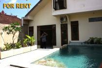 Di Sewakan Villa Full Furnish di Kerobokan Bali