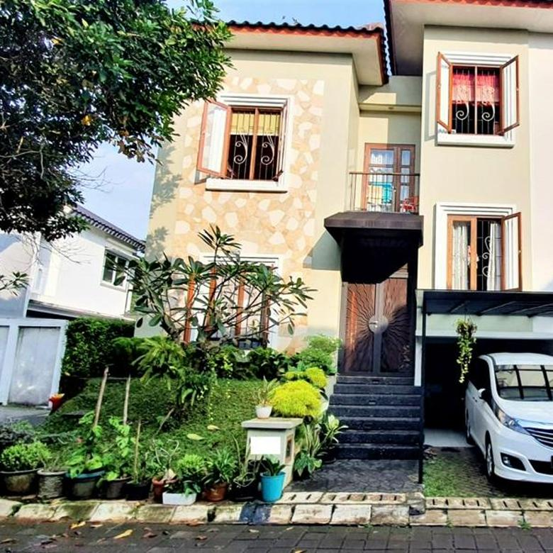 Rumah Dalam Cluster Di Pondok Labu Jakarta Selatan