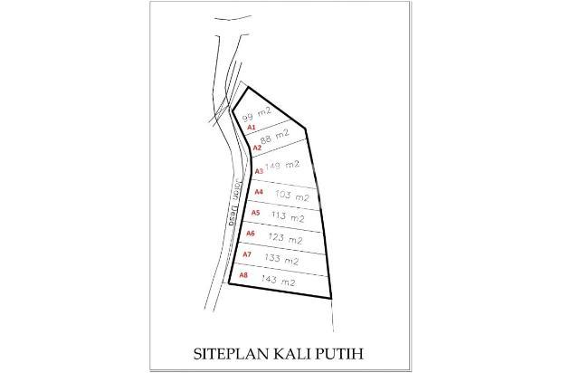 Rumah Cluster Griya Kaliputih, KPR DP 0 % . unit Terbatas! 15037094