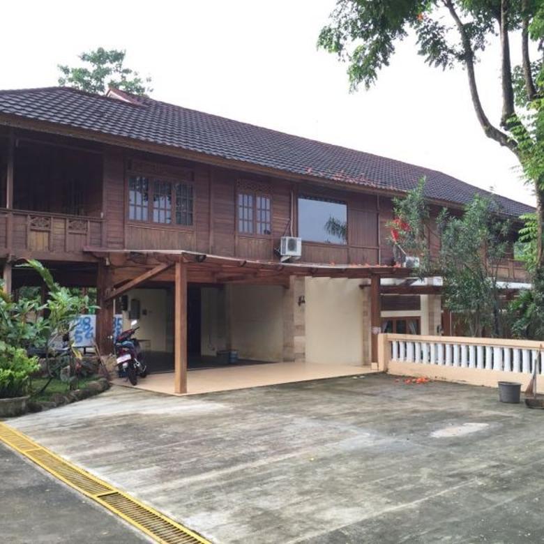 Rumah + Villa di Area Telaga Indah Sentul City