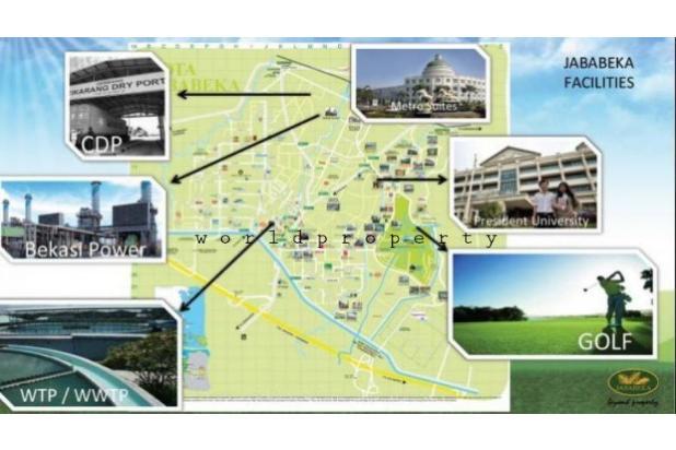 Riverview Residence Jababeka (Tahap 2) BENGAWAN 13426294
