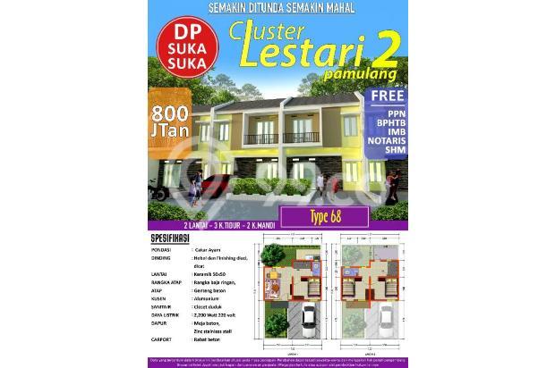 Investasi Terbaik Masa Depan Untuk Keluarga Anda Hanya Lestari 2 Pamulang!! 17825136