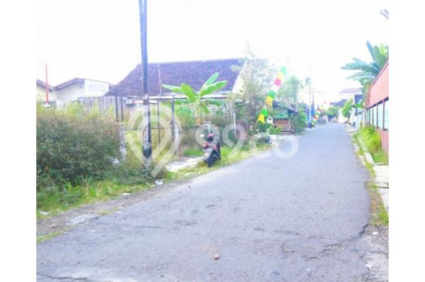 Tanah tengah kota LT 475m² di Kerten Surakarta 7340110
