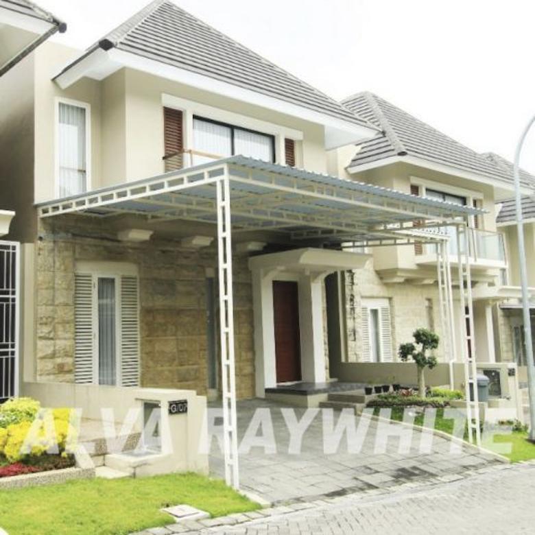 Rumah Baru 2 Lantai Citra Gran Mutiara Yogyakarta