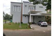 Rumah baru siap huni di kawasan exclusive Caspia BSD