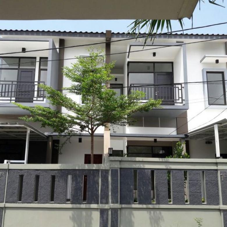rumah mewah 2 lantai kelapa dua wetan ciracas jakarta timur