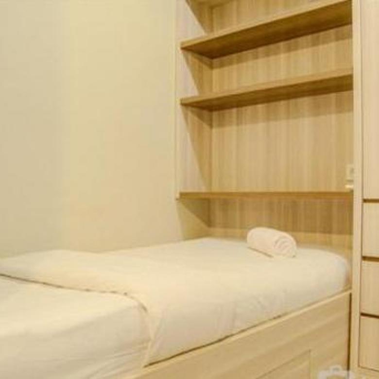 Aspen Residence 3BR, 2 bath, luas 84 Fully Furnished. 100% Baru