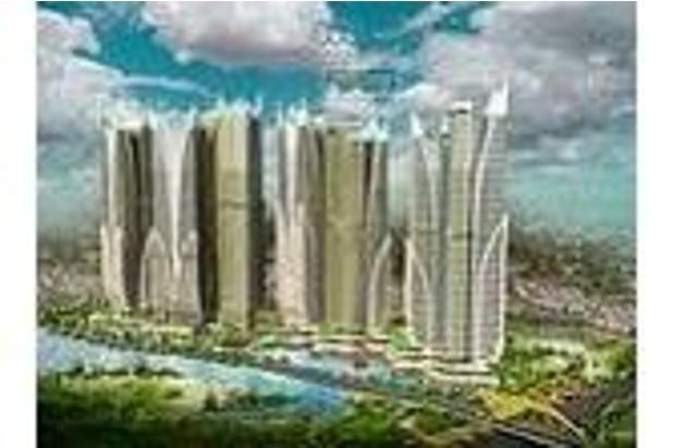 Dijual Apartemen Nyaman Siap Huni di Apartemen Grand Kamala Lagoon Bekasi 6904154