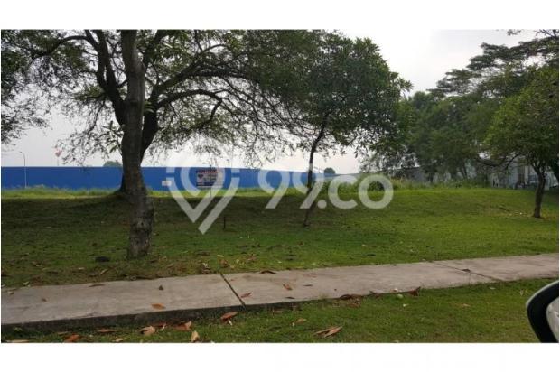 DiJual Tanah Komersial siap bangun di Alam Sutera Boulevard, Tangerang, Sam 11979377