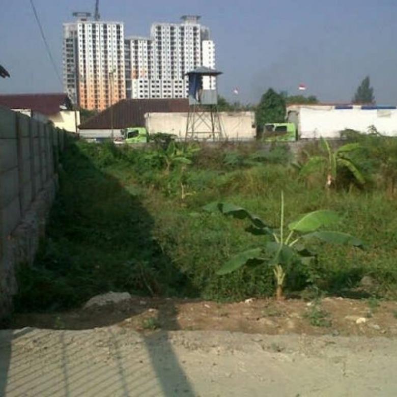 Tanah Komersial Strategis di Jalan A Yani Samping Tol Bekasi
