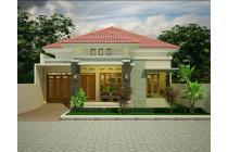 Rumah Tengah Kota Jember Nan Asri