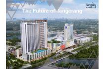 Dijual Apartemen 1BR Nyaman Strategis di Skandinavia TangCity Tangerang