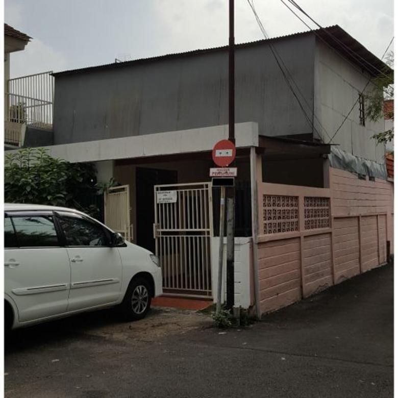 Rumah Luas, Strategis & Bebas Banjir, Cocok utk Kantor/Rumah