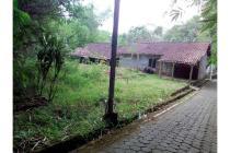 Tanah pekarangan di Trasan Magelang