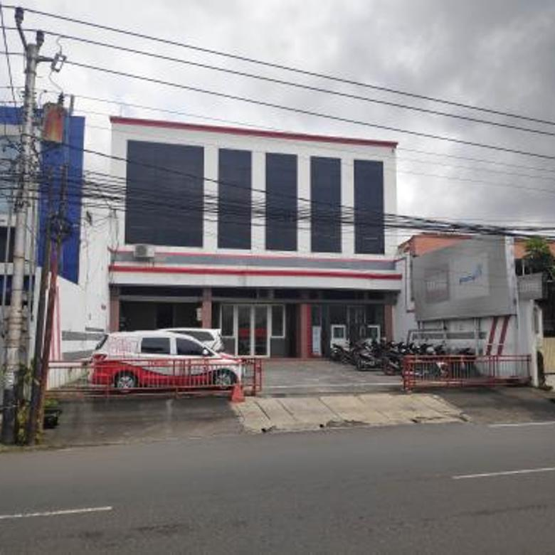 Bangunan komersial cocok untuk kantor dan showroom Siliwangi Semarang Barat