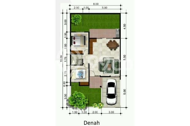 Rumah Mewah DP 5% cuma 700 Juta-an Sidoarjo Kota 14371027