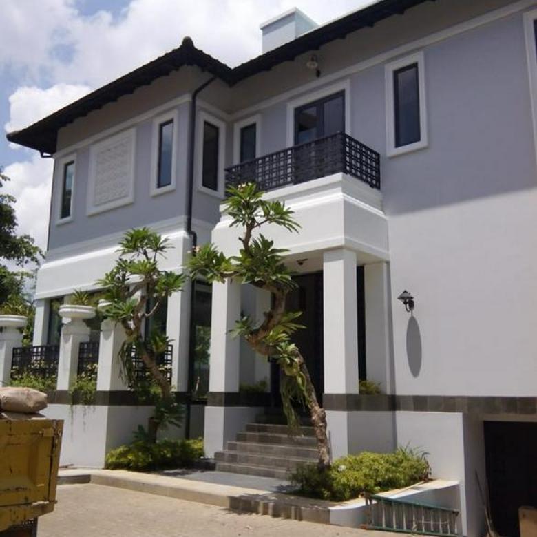 Rumah Mewah Minimalist Di kemang Jakarta Selatan