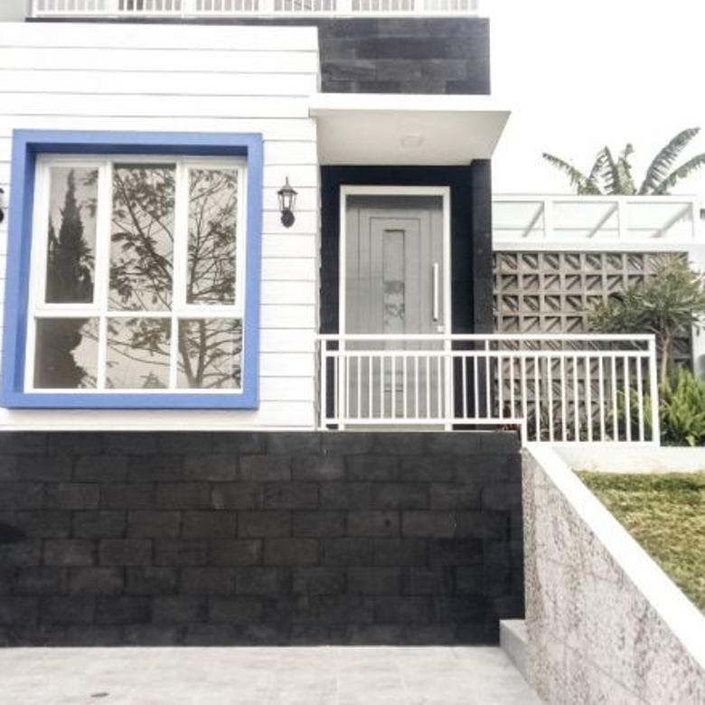 SIAP HUNI Rumah 2 lantai di lembang 15mnt Setiabudi