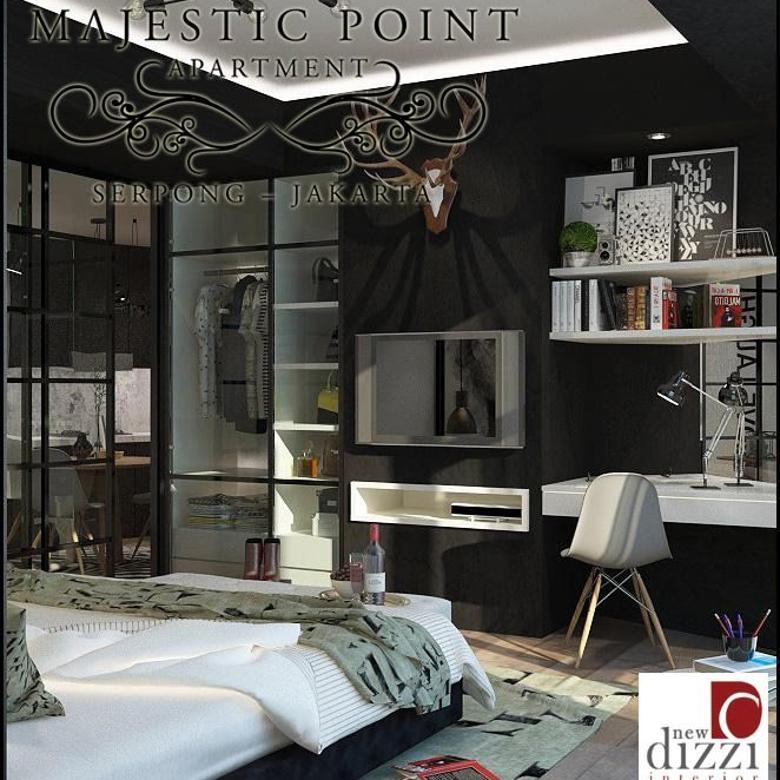 Majestic Point Apartment di Gading Serpong, Tower Khan, Studio