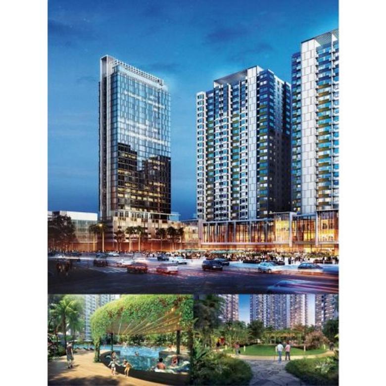Dijual Apartemen Nyaman Strategis di Apartemen The Springlake View Bekasi