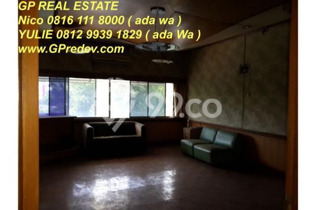 Dijual Ruko Cideng Barat Lb.440m2 MURAH HGB 2025 7317688