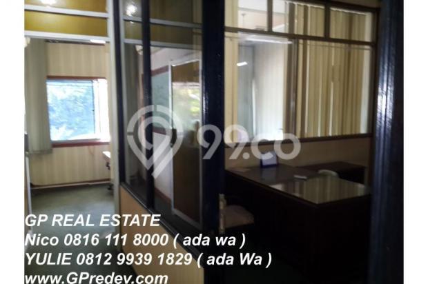 Dijual Ruko Cideng Barat Lb.440m2 MURAH HGB 2025 7317687