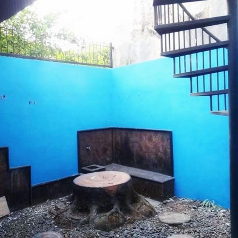 Desain Taman Anggrek Minimalis  rumah asri nyaman di perumahan taman anggrek jember