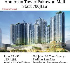 Anderson Tower Pakuwon Mall Mayjend Yono Suwoyo Surabaya Barat