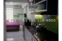 DISEWAKAN Warhol Apartment, Simpang Lima, studio, Semarang, Rp 55jt/th