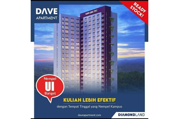 Rp396jt Apartemen Dijual