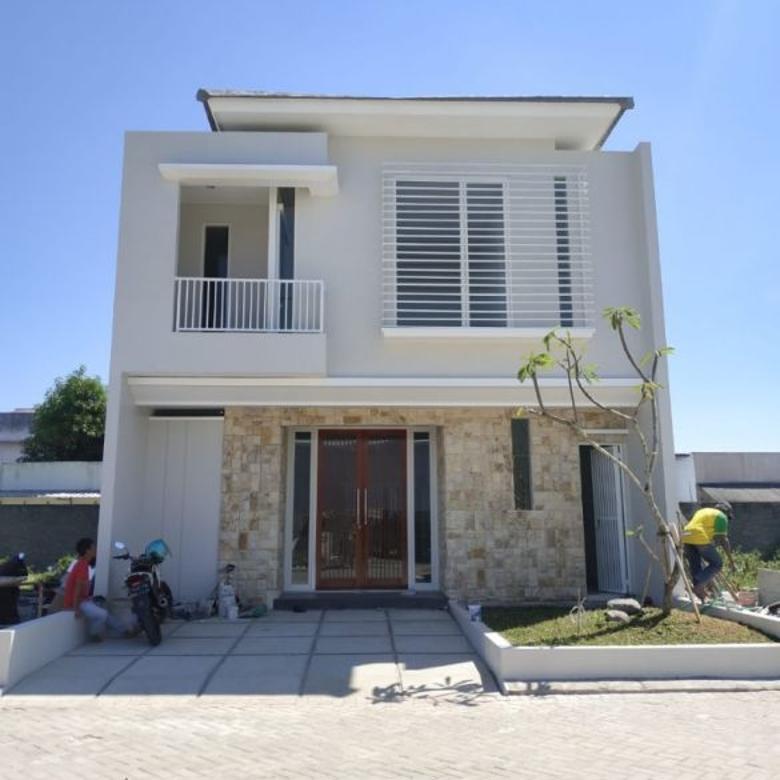 Rumah Baru Cluster Kartasura Sukoharjo (RA)