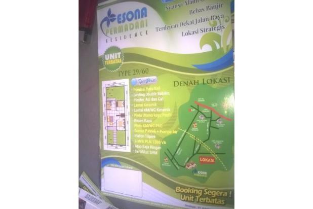 Dijual Rumah Murah Strategis di Pesona Permadani Residence, Bekasi 12397365