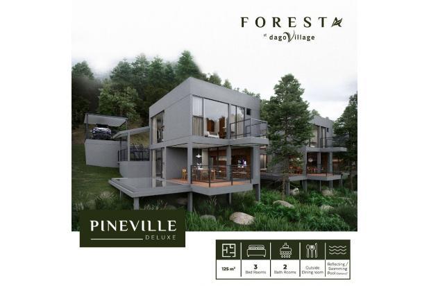 Rp3,48mily Vila Dijual