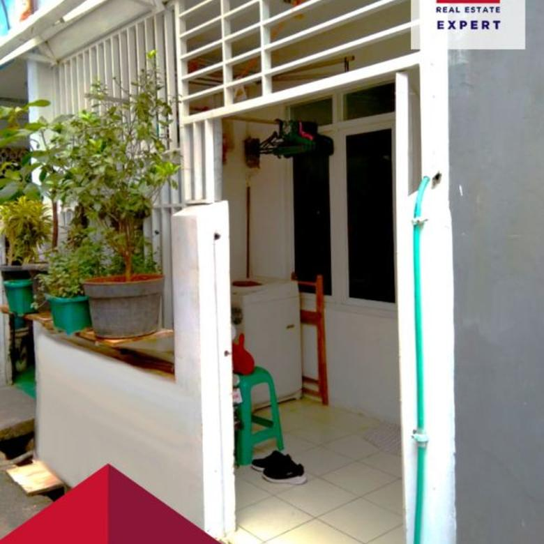 Dijual Rumah Mungil, Johar Baru. Jakarta Pusat