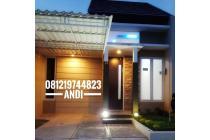Jual Rumah Baru Murah Promo Dp hanya 5% di Pesona Cimanggis Residence Depok